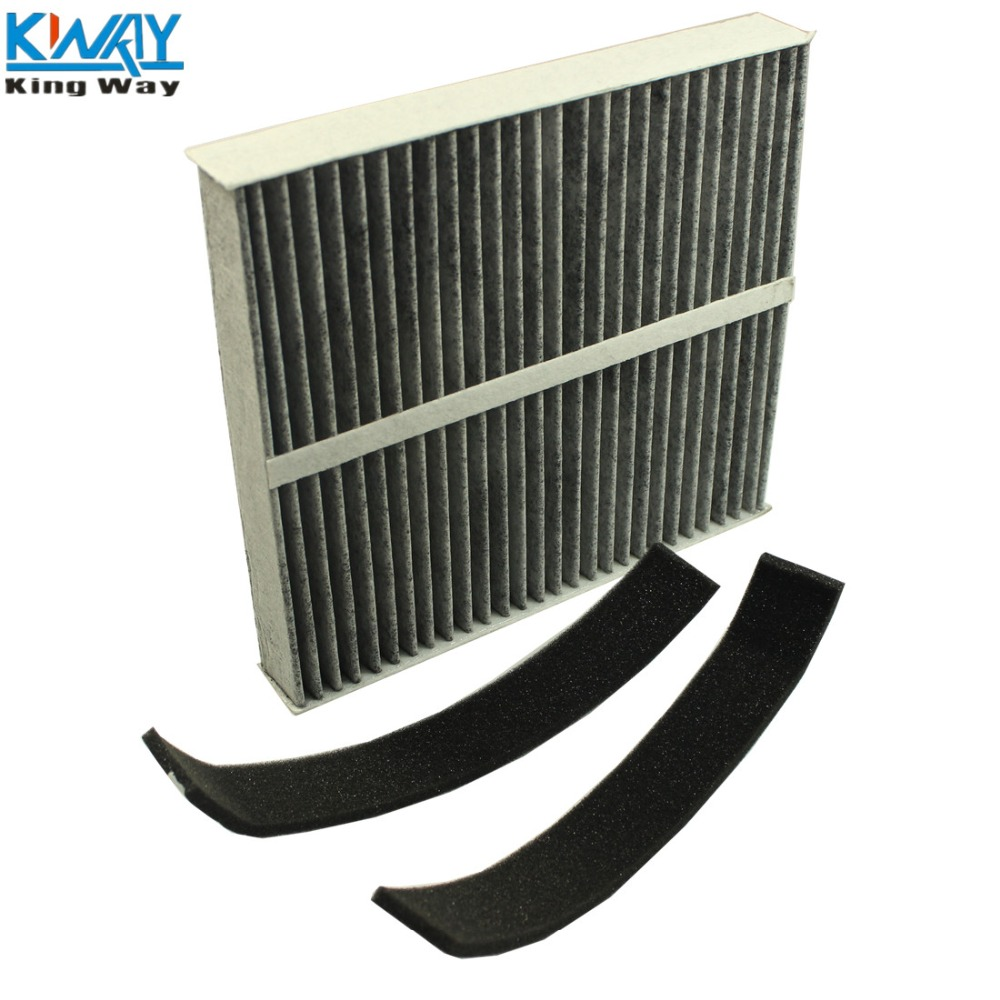 Mitsubishi Outlander 2014 Air Filter Panel: FREE SHIPPING King Way Cabin Carbon Air Filter For