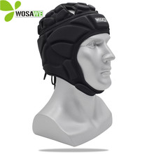 WOSAWE Thick Bicycle Sponge EVA Helmets Anti-Hit Break Sport Baseball Goalkeeper Soccer Rugby Head Protection Caps Inner Linning