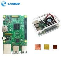 C Raspberry Pi 3 Model B Kit Pi 3 Board Pi 3 Case Heat Sink