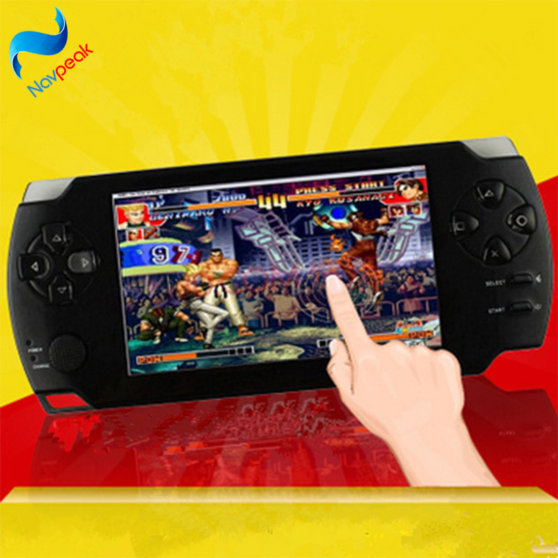 4.3inch Screen Children Classic Handheld G68 Game Console With Camera Music & Electronic Books