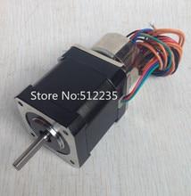 free shipping 4-lead Nema 17 Stepper Motor nema 17 step motor with brake CNC Laser and 3D printer