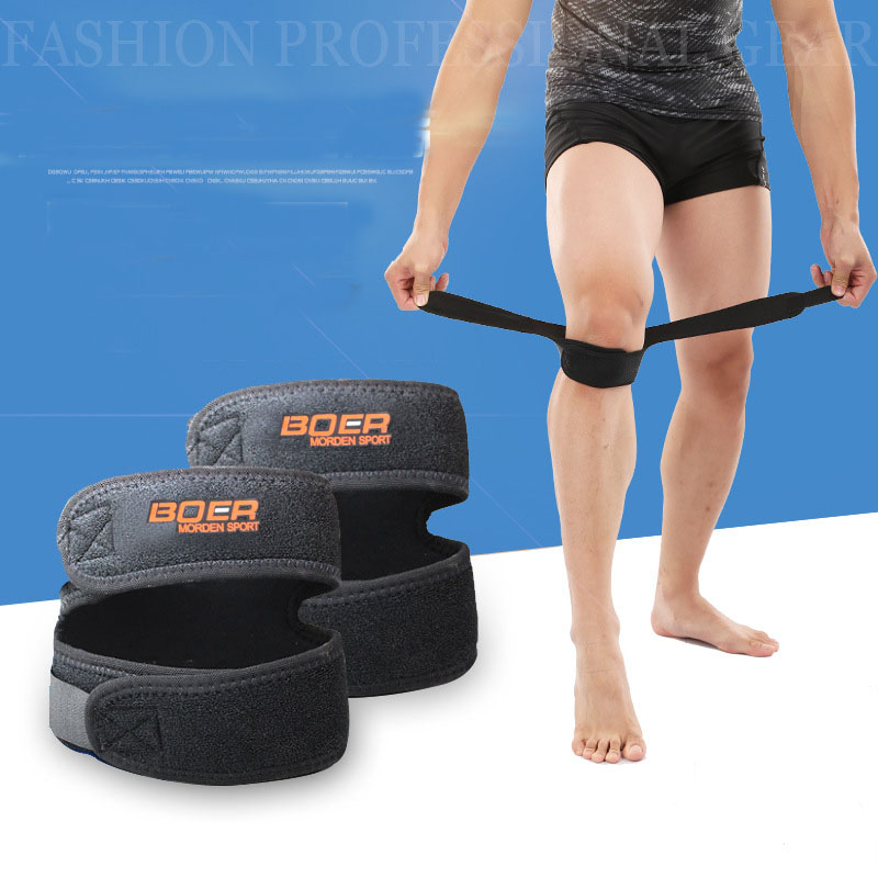 1 PCS Adjustable Sport Knee Pads Patella Guard Protector Support Football Basketball Running Cycling Leg Knee Cap Support