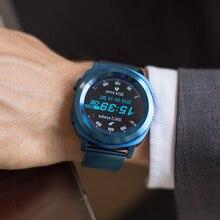 1.3 Polegada HD IPS IP68 L2 Homens Relógio Smartwatch Inteligente Bluetooth Chamando Sono Monitor de Freqüência Cardíaca Relógio Esportivo À Prova D' Água para xiaomi