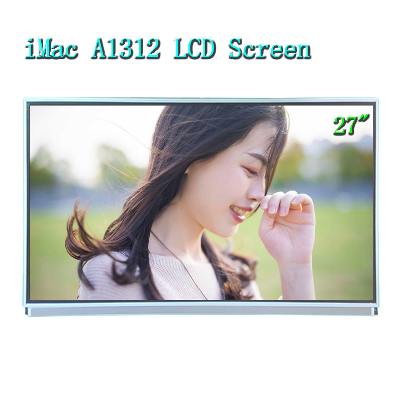hot Genuine 100 New LCD Display Screen LM270WQ1 SDE3 SD E3 For iMac A1312 2K 27
