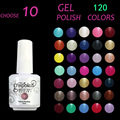 15ML Nail Polish Color UV Gel Nice Nail Art Salon Gel Varnish Esmalte Em Long Lasting Led Gel Polish Nail Color Tale