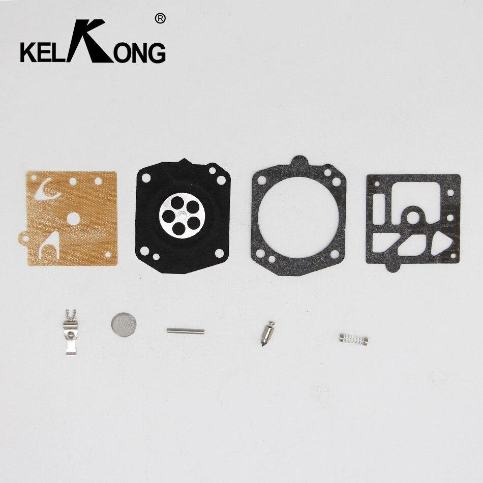 KELKONG Carburateur Kit De Réparation Joint Pour pour Stihl Walbro 029 310 039 044 046 MS270 MS280 MS290 OME Tronçonneuse De Rechange pièces