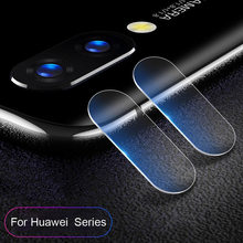 Full Cover Back Camera Lens Tempered Glass For Huawei Honor Veiw20 7A 7C 8X 10 Mate 20 10 Lite Psmart P30 P20 Pro Protector Film(China)
