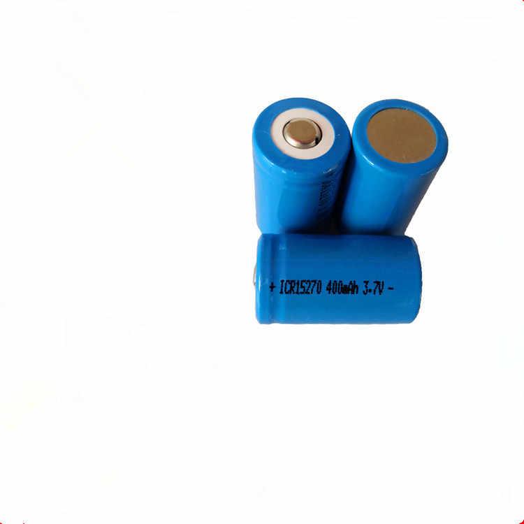 2017 ICR 15270 400 mAh 3,7 V литий-ионная аккумуляторная батарея