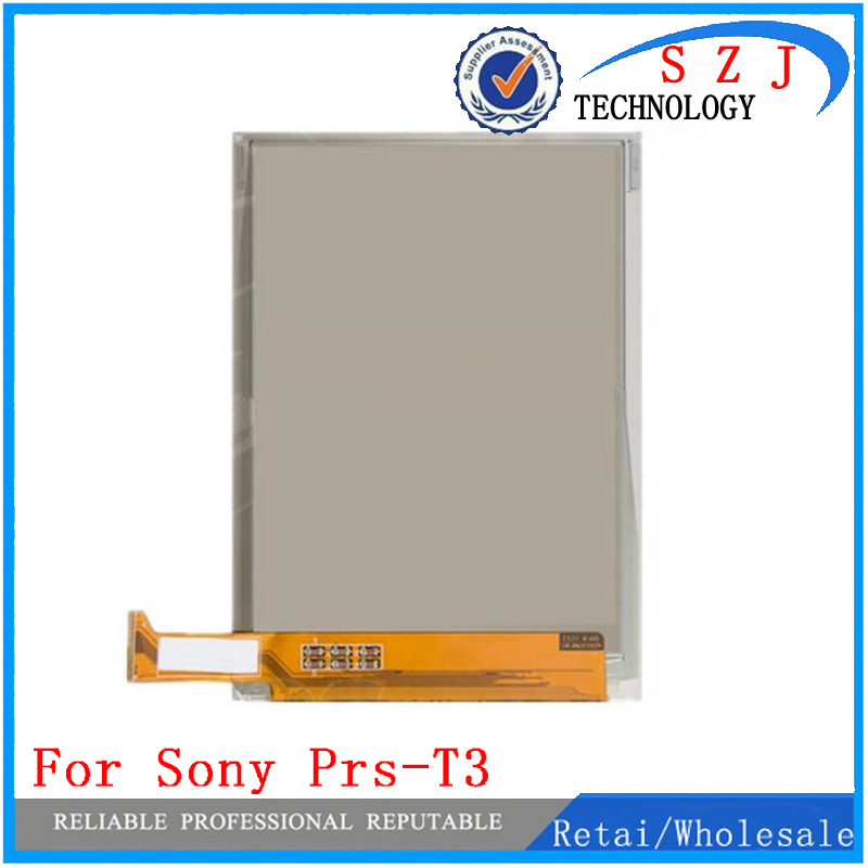 New 6'' inch E-Ink HD ink For Sony Prs-T3 Prs T3 Prst3 LCD Display Planel Screen ED060XC5 (LF) E-book Ebook Reader Replacement 6inch lcd display screen for digma e626 special edition lcd display screen e book ebook reader replacement