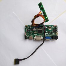 For B101AW02 V3 Controller kit VGA HDMI Driver board Panel Screen 10.1″ DVI LVDS monitor Card LCD LED 1024X600