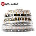 SK9822 RGB светодиодный полосы светильник похожие APA102 1 м 5 м 30 60 144 светодиодный данных и часы Отдельно Индивидуально Адресуемых IP30 65 67 DC5V