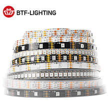 Tira de luces Led SK9822 RGB APA102 Similar 1m 5m 30 60 144 LED datos y reloj por separado direccionable IP30 65 67 DC5V(China)