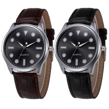 Sizzling Important relogio feminino Retro Design Leather-based Band Analog Alloy Quartz Wrist Watch Reward march7