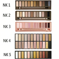 Palette Nude and Smoky Eyeshdow 12 Colors Shimmer Matte Eyeshadow Palette free shipping