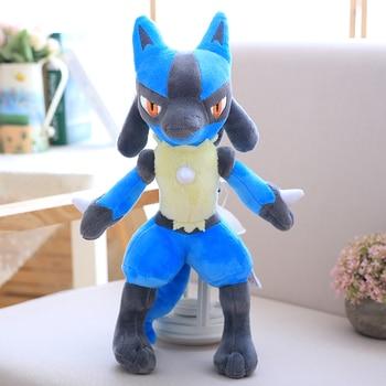 זומבי בפלאש צעצוע Janpanese דמות פעולת סרט Mimikyu צעצוע חמוד Bewear משחק בובת Piplup Vulpix שועל Incineroar Lucario