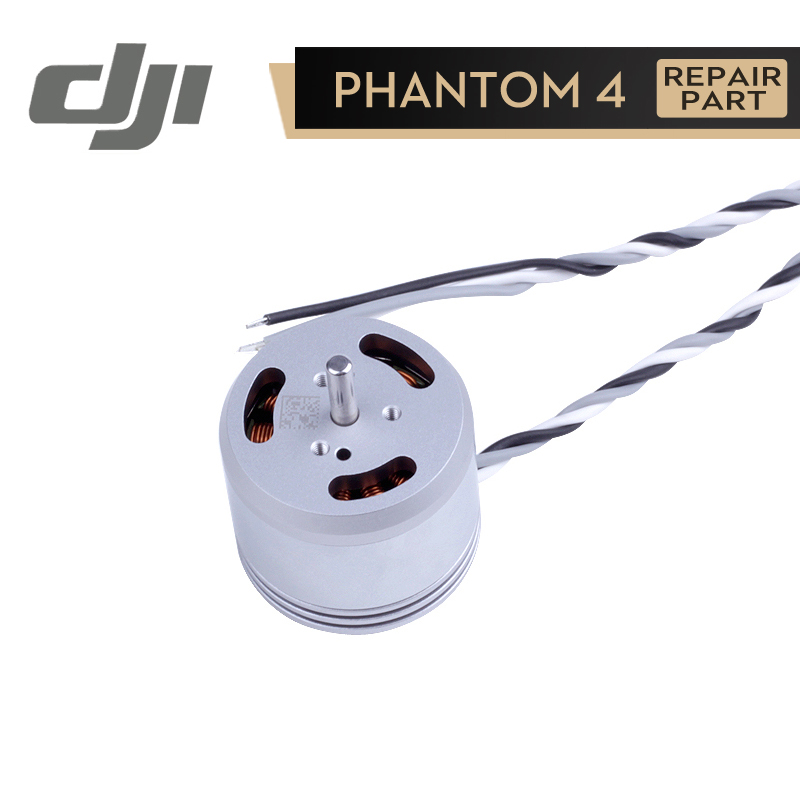 DJI Phantom 4 Motor 2312S CW / CCW ( Compatible for Phantom 4 / P4 Pro ) Original Accessories Parts 1 Piece senz