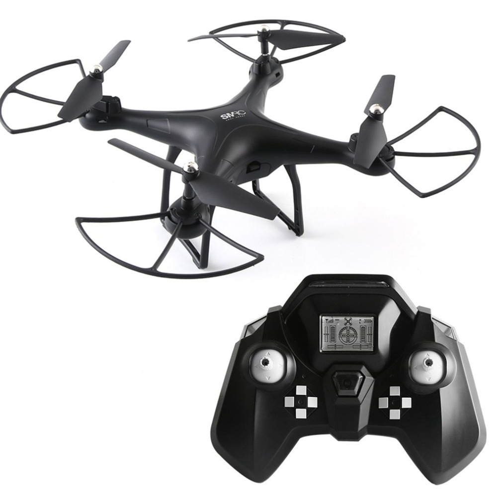 S10 2.4G RC Drone with LED Light Headless Mode One Key Retur