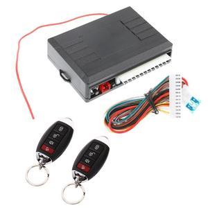 Car Vehicle Burglar Alarm Cent