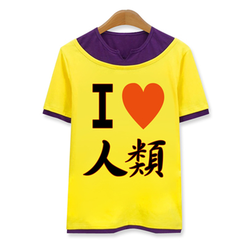 New Cartoon NO GAME NO LIFE Sora Cotton T-Shirt Anime Men Women Short Sleeve O-Neck Tops Tees