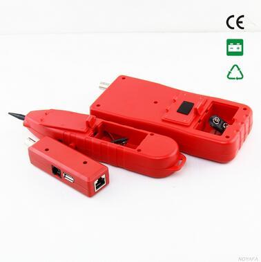 Livraison gratuite, NOYAFA NF-838 générateur de tonalité de traqueur de fil 5 types de câble peuvent être tracés situés: RJ45/RJ11/BNC/USB/1394 - 4