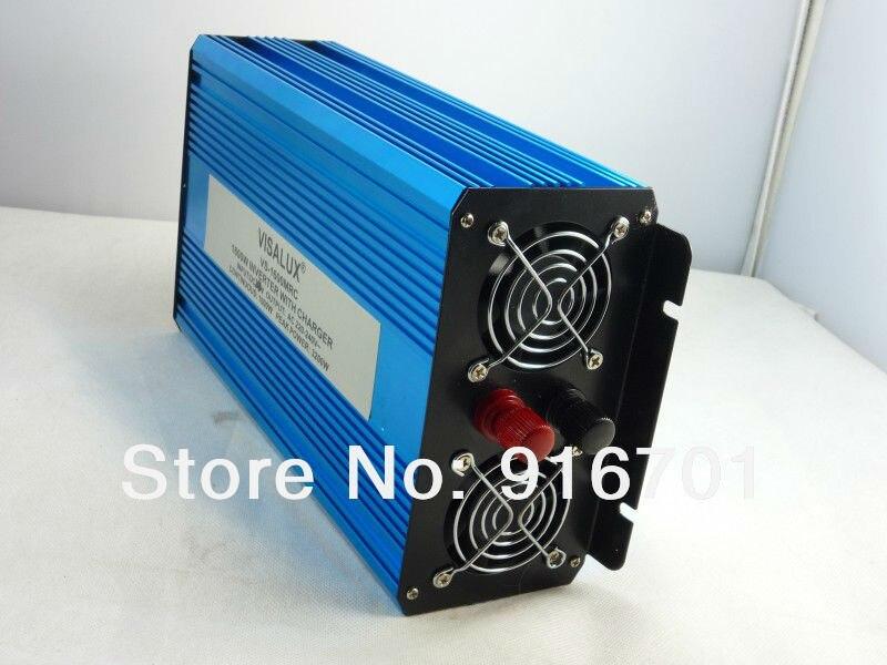 цена на Peak Power 5KW Pure Sine Wave Inverter 2500W DC12V DC24V DC48V Off Grid Tie Power Inverter