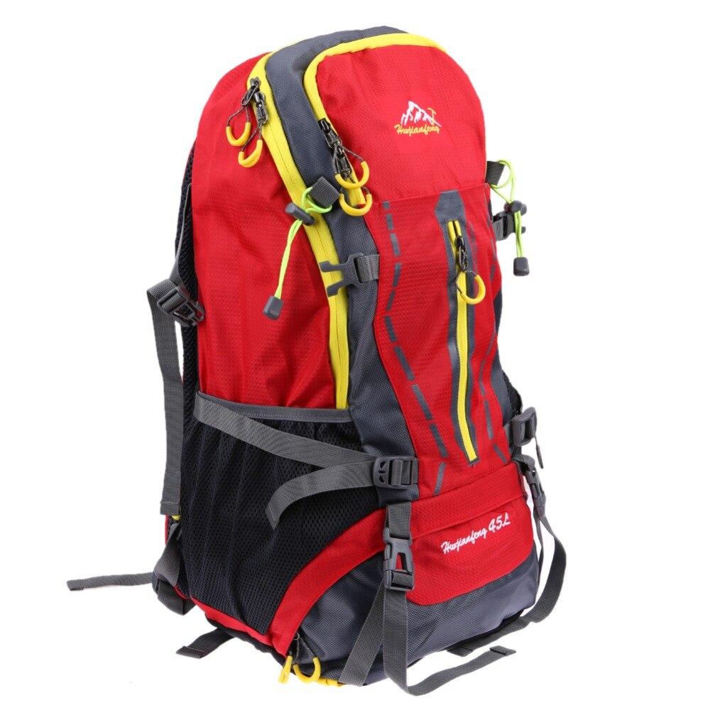 597ea4d1d761b Nº40L للماء النساء و الرجال حقيبة السفر قدرة كبيرة في الهواء الطلق ...