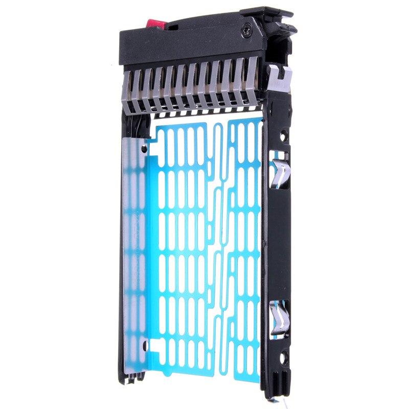 NOUVEAU 2.5 Pouce SATA/SAS HDD Disque Dur Plateau Support Caddy Luge Boîtier Pour HP pour Compaq Proliant avec vis