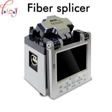 Full automatic multi functional fiber optic cable jumper wire AI 6 intelligent optical fiber welding machine