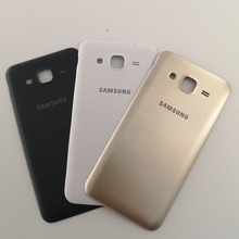 J5 carcasa trasera para Samsung Galaxy J5 2015 J500 J500F J500H J500FN, tapa trasera para batería