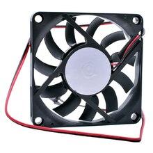 COOLING REVOLUTION 7010 7cm 70mm fan 70x70x10mm DC 5V USB ultra-thin cooling