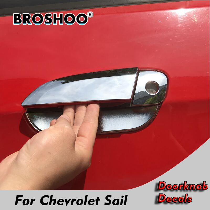 for 2007-2010 Opel Antara 1pc Vauxhall Antara Chrome Door Outside Handle