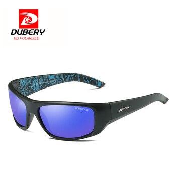 DUBERY Square Sport Sunglasses  3