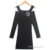Gzdl mode printemps 2017 femmes tricoté dress manches longues col carré moulante stretch casual parti mini robes vestidos cl1114