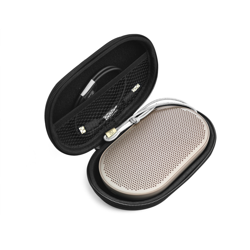 ZEJAT Portable Protective Bluetooth Speaker Case Bag For B&O BeoPlay P2 Portable Speaker Dustproof Pouch