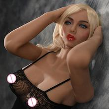 Boneca Sexual Realista Male Masturbation Silicone Lifelike Real Sex Love Doll Oral Vaginal Sexy Dolls Tool Toy