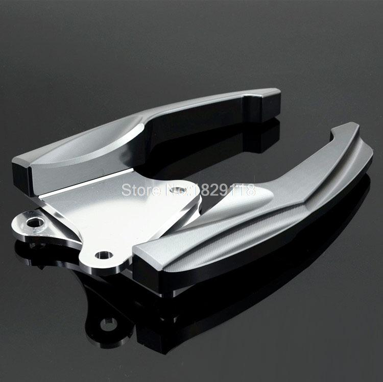 RPMMOTOR For Honda Grom MSX125 / M3 CNC Aluminum Motorcycle Rear Grab Bars Rear Seat Pillion Passenger Grab Rail Handle