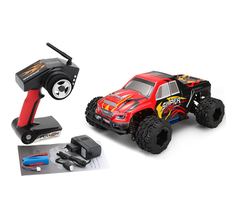 Free Shipping WLtoys A212 1/24 2.4G Electric Brushed 4WD RTR RC Car Off-road Buggy Xmas Gifts RC Toys Kid's Toys Gift wltoys a202 rc car off road buggy 1 24 scale 2 4g electric brushed 4wd rtr