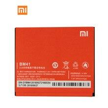 Original Xiaomi BM41 BM44 Phone Battery For 2A Redmi 1S 2050mAh