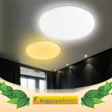 цена на Modern LED Ceiling Light 36W 24W 18W 13W 9W 6W AC 85-265V ceiling light LED Panel Lamp Surface led Lamp For living room lights
