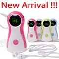 A la venta Pantalla LCD Doppler Fetal Monitor de Bebé Portátil Bebé Monitor de Ritmo Cardíaco Con el Auricular YK-90C