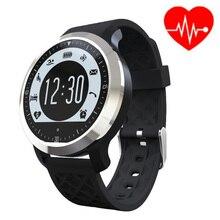 Professionelle IP68 Schwimmen Modus Smart Bluetooth Uhr Pulsuhr Uhr F69 Gesunde Wasserdichte Smartwatch Armbanduhr