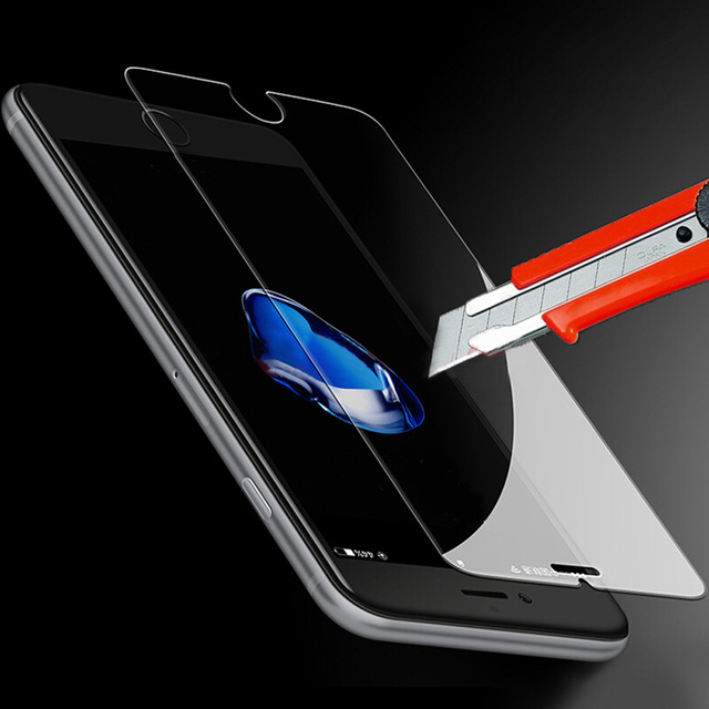 SUAGET 9H 2.5D Tempered Glass For iPhone 6 6s Screen Protector Scratch-Proof Guard