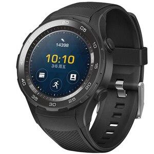 Image 2 - הגלובלי Rom Huawei שעון 2 ספורט חכם שעון קצב לב Tracker עבור אנדרואיד iOS IP68 עמיד למים NFC GPS שעון