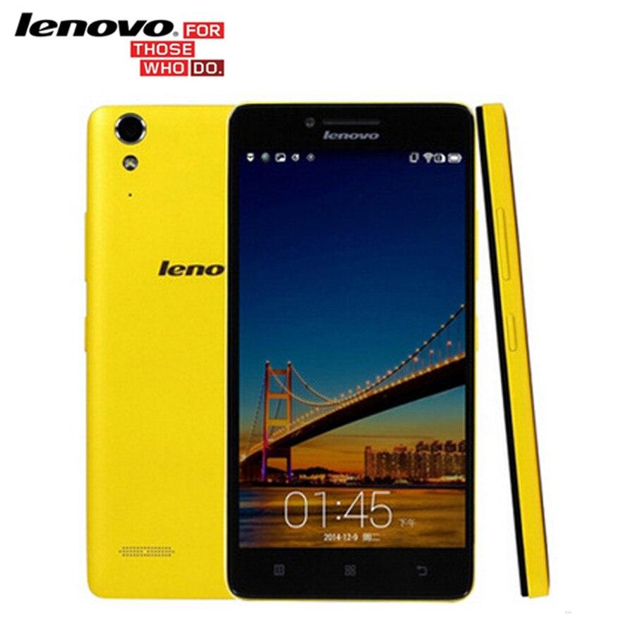 Original Lenovo Lemon K30W Mini K3 Note Lite 4G FDD LTE Quad Core 5 0 1GB