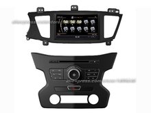 For KIA Cadenza 2013~2014 – Car GPS Navigation System + Radio TV DVD iPod BT 3G WIFI HD Screen Multimedia System