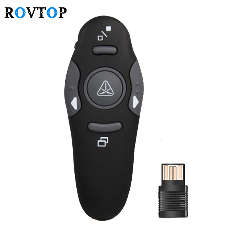 XP Win8 MAC OS USB3.0 Win7 2.4GHz Wireless USB PowerPoint PPT Pointer Clicker Presenter Remote for Win 2000 Linux Interface: USB1.1 USB2.0 Win10 Vista