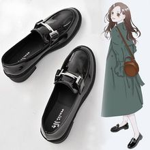 New Brock small shoes round head college British wind students Korean version of the wild women's shoes spring цена 2017
