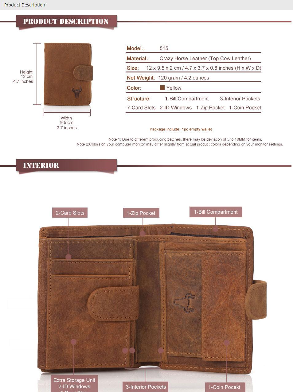 Wallet-Men-Leather-Genuine-