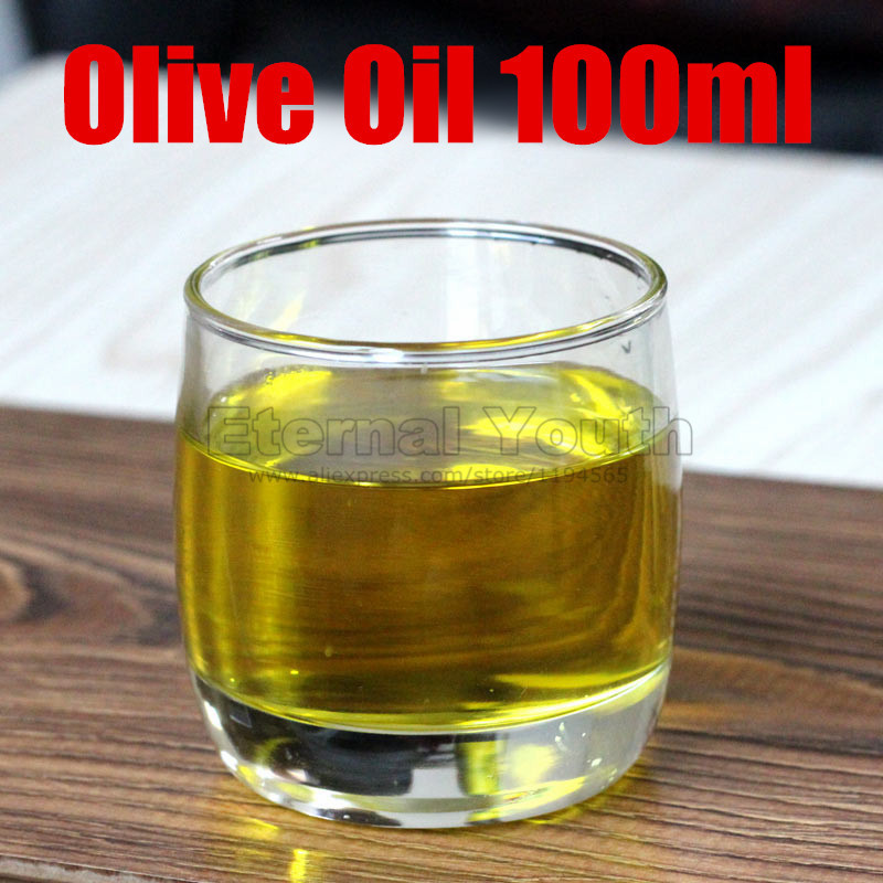 Pure Olive Oil 100ml Skin Hair Care Massage Oils Maternity Armfuls Base Essential Oil Damage Repair Remission Physical Fatigue