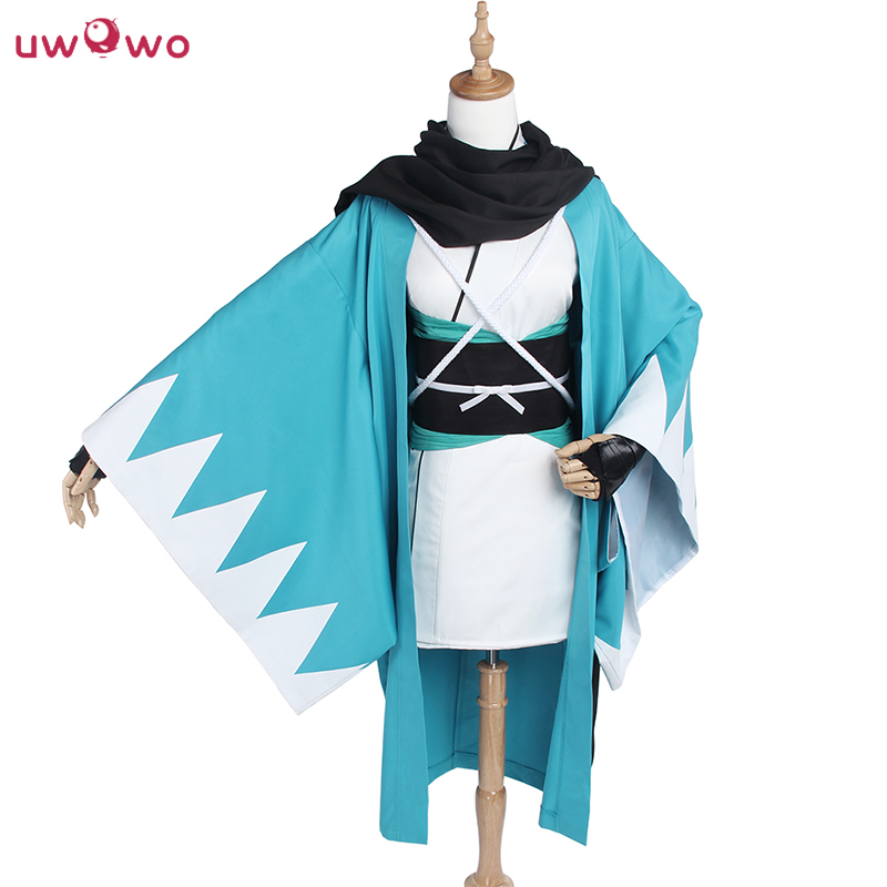 UWOWO Okita Souji Cosplay Sakura Saber Arturia Pendragon Grand Order Fate Stay Night Costume Fate saber Cosplay Okita Souji rolecos japanese anime fate stay night altria pendragon cosplay costume fate zero saber arturia pendragon cosplay costume